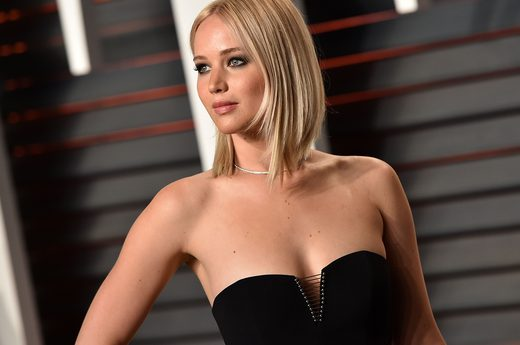 2. Jennifer Lawrence: Germaphobia
