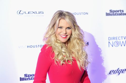 6. Christie Brinkley