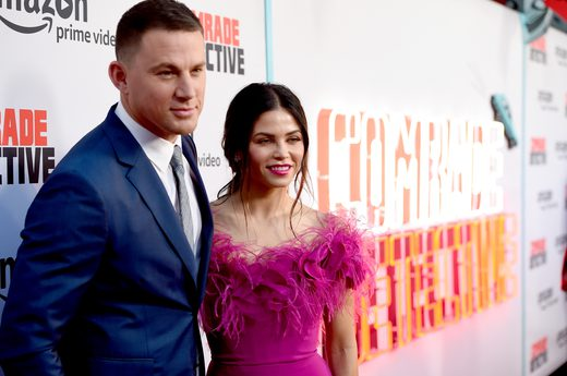 6. Channing Tatum: A Workout in the Sheets