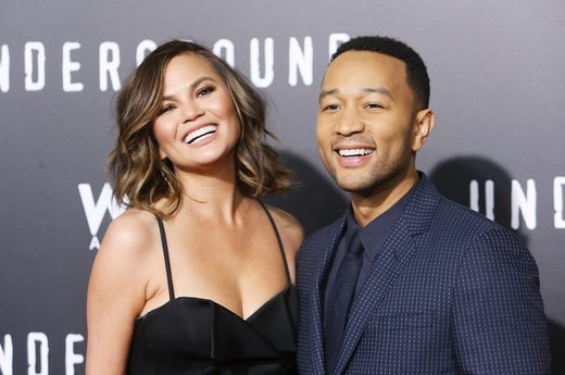 3. Chrissy Teigen: Mile High Club