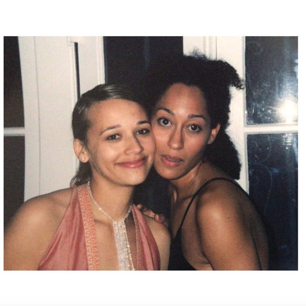 Rashida Jones and Tracee Ellis Ross